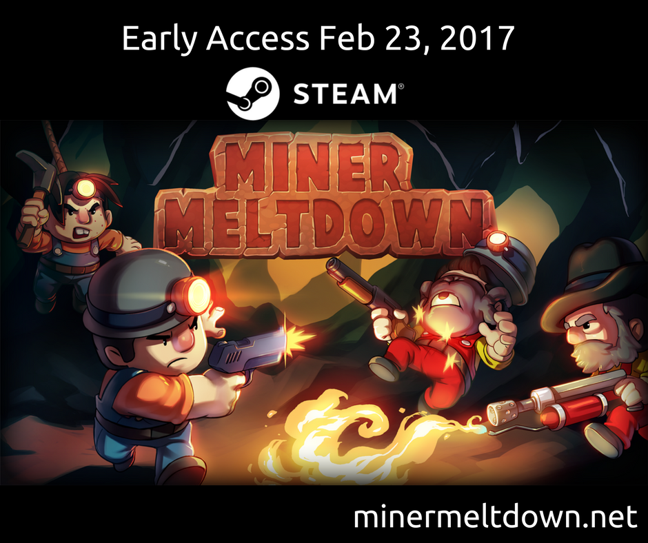 miner meltdown launch