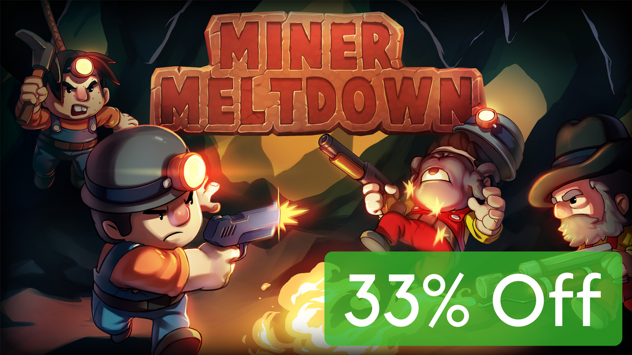Miner Meltdown discount